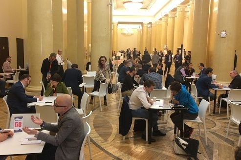 The fourth edition of an international conference for startups, investors and corporations, Wolves Summit, is over. One of the most important tech events in Central and Eastern Europe gained representatives from 47 countries, who could meet and discuss innovations in business for 4 days.  #Warsaw #PKIN #WolvesSummit
