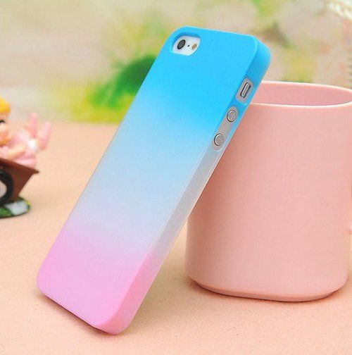 12. Ombre - 12 Cute DIY IPhone Cases ... | All Women Stalk:
