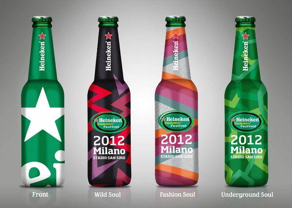 heineken customised bottles - Google Search