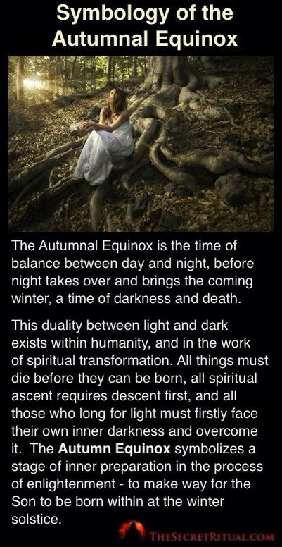 Autumn Equinox - Pinned by The Mystics Emporium on Etsy