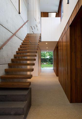 Hunters Hill House, Sydney by Arkhefield. Photography: Angus Martin #australianarchitect #brisbane #architect