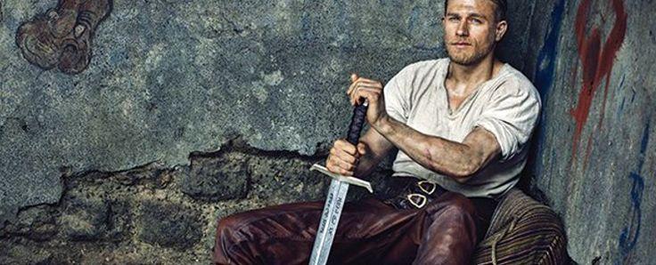 [Filme] Cavaleiros da Mesa Redonda: Rei Arthur em 2016 nos cinemas