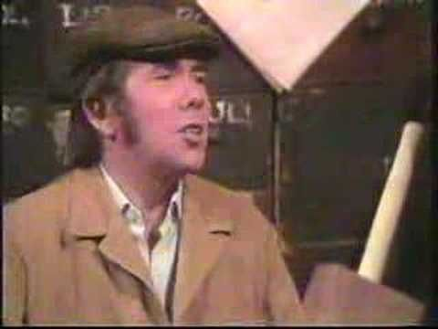 The Two Ronnies (video) - Fork handles    One of the best sketches written and played deadpan