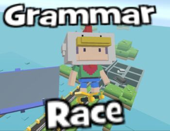 Need more resources to practice grammar rules in your classroom? This fun and engaging grammar game will be perfect for your students! Grammar Race Smart Board Game Players take turns answering grammar questions and moving along the skate track until they reach the end and win!