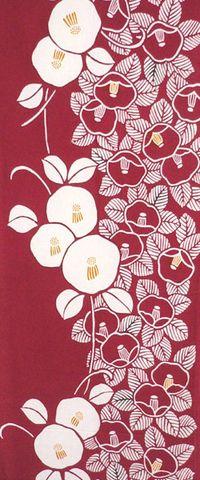 Japanese Tenugui by TODAYA