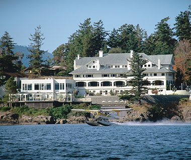 San Juan Islands, Washington Best Romantic Summer Getaways Rosario Resort & Spa