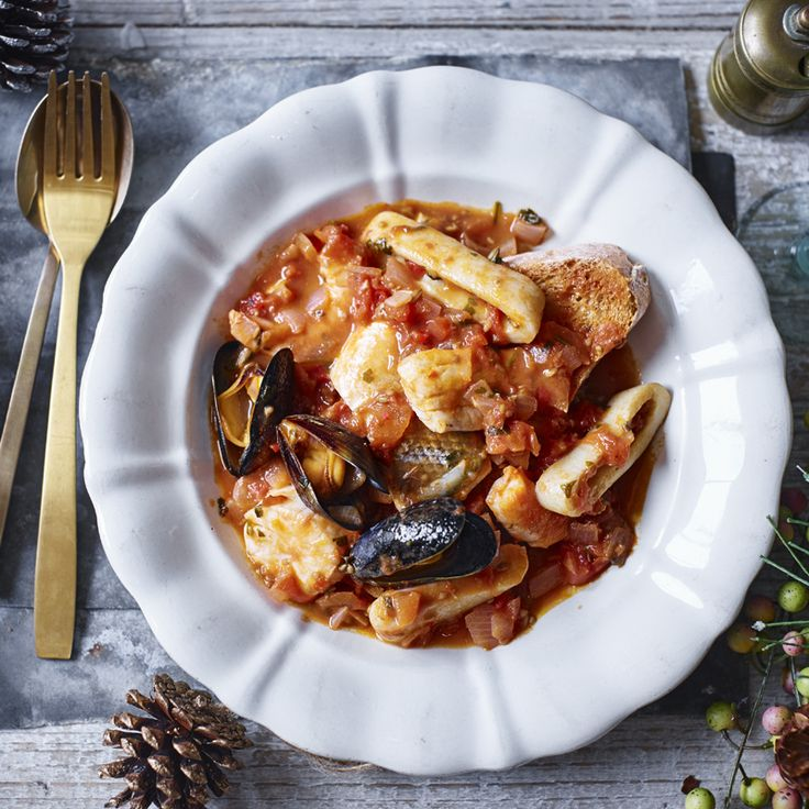 79 best christmas dinner recipes images on pinterest christmas italian christmas eve tradition calls for fish and the nicest you can get carluccio forumfinder Gallery