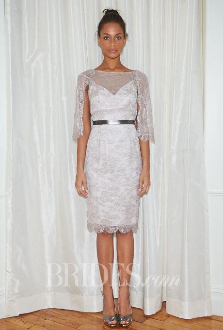Junko Yoshioka Wedding Dresses Fall 2014 Bridal Runway Shows Brides.com | Wedding Dresses Style | Brides.com