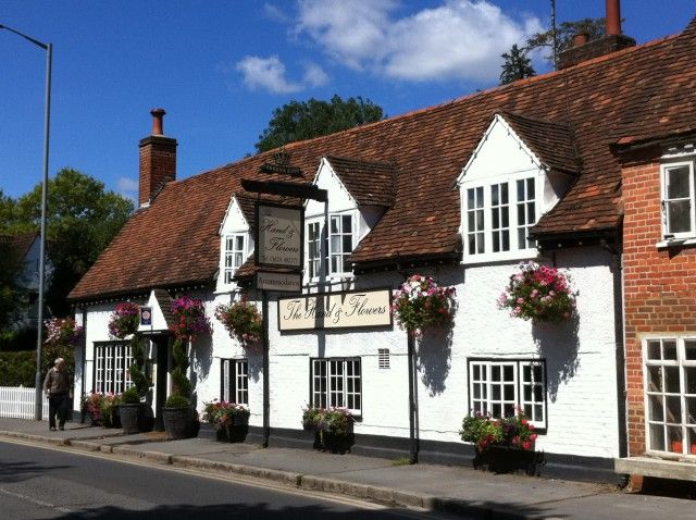 Tom Kerridge's Hand & Flowers Gastropub in Marlow (Buckinghamshire) has been voted best British restaurant. The wine list includes Hush Heath's Balfour Brut by the glass or bottle, Cavendish fizz from Ridgeview Estate and Pinot Blanc from Chapel Down.