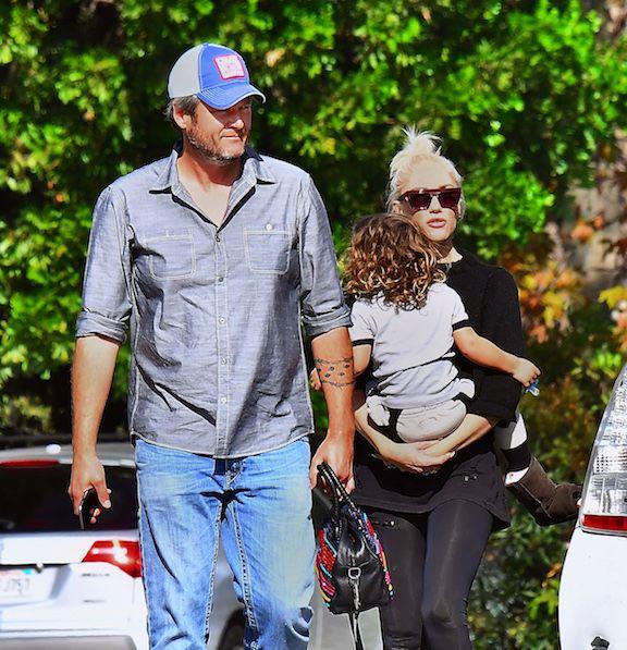 Blake Sheldon & Gwen Stefani