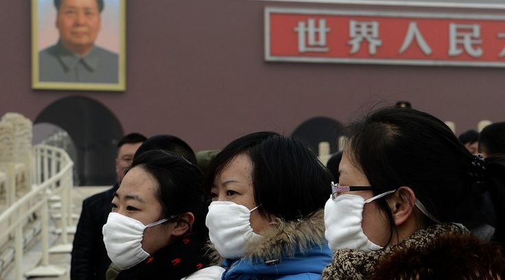 Newsela | Heavy air pollution to blame for shortened lives in northern China