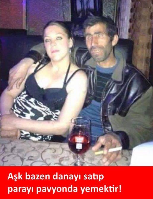 Aşk bazen danayı satıp parayı pavyonda yemektir! :)  #mizah #matrak #komik #espri #komik #şaka #gırgır #komiksözler #caps