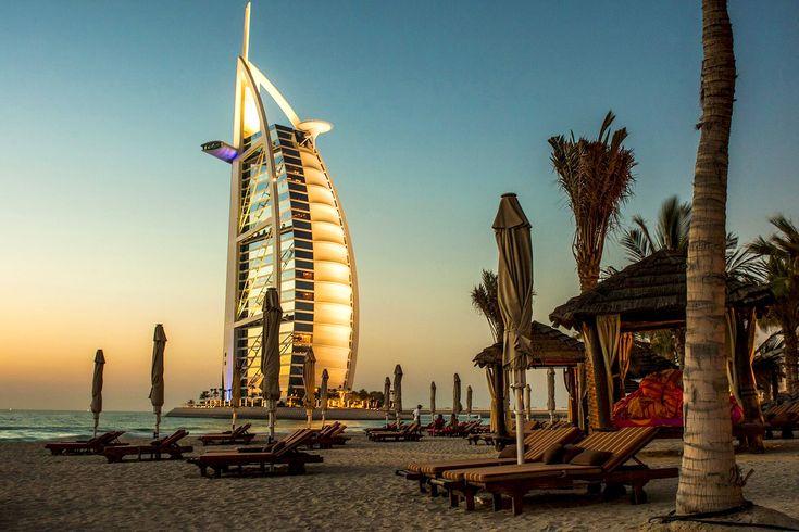 Familjesemester med fokus på lyx i Dubai