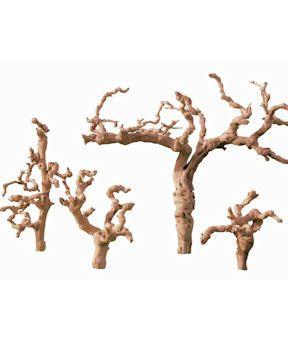 dried grape vine branches