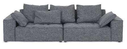 Interio Einrichten Wohnen Designmöbel Sofa Tisch Stuhl Schrank Bett Accessoires - BOUNTY Sitzgruppe