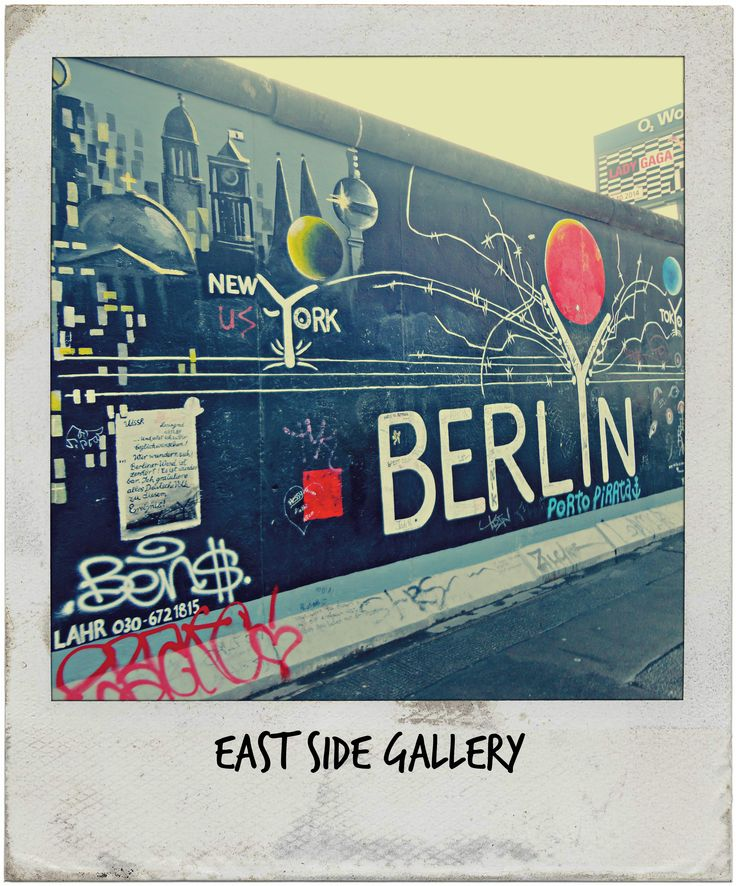 Awesome East Side gallery