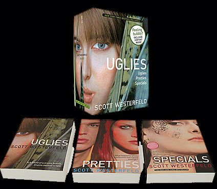 "book series review uglies This book fulfills part of my 1st in a series challenge at jkaye's book blog  11 responses to ""uglies~ book review."