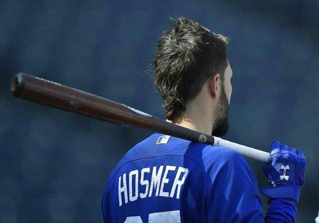 Eric Hosmer Haircut