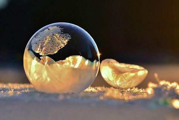 How to: Make Frozen Bubbles