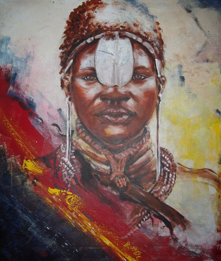 Marij Hendrickx. Hamar vrouw uit Ethiopië.  Afrikaanse stammen hebben op mij een aantrekkingskracht vanwege de trots en kracht wat ze uitstralen.
