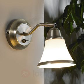 Klasyczna lampa ścienna MARITA