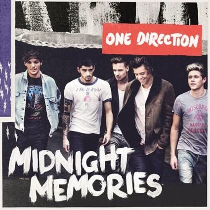 Jammin' out to Midnight Memories