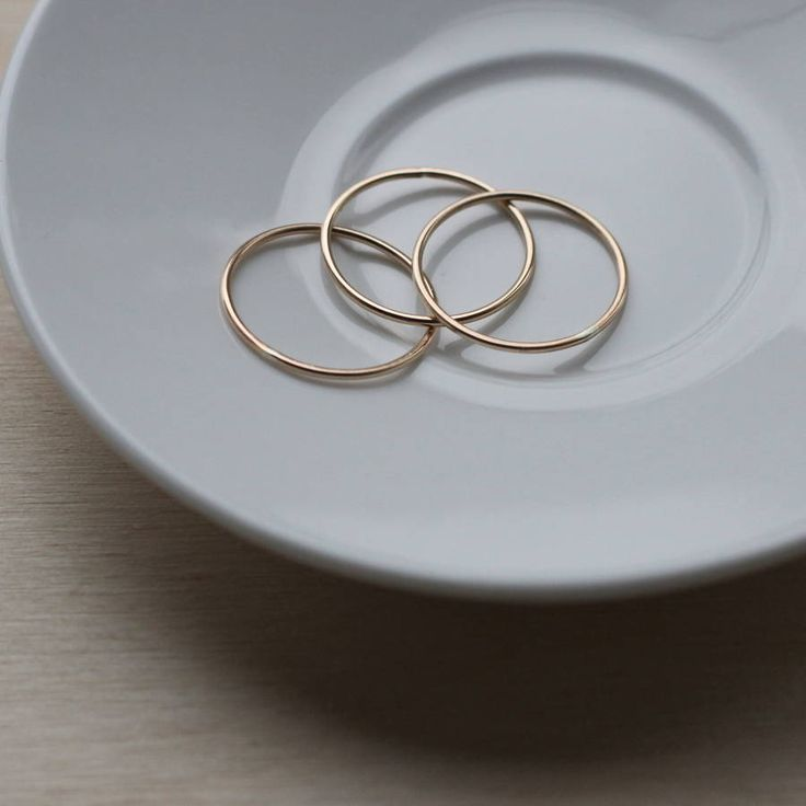 Rings Androgynous