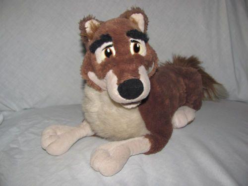 199 99 Plush Balto 1995 Stuffed Animal Husky Dog Toy