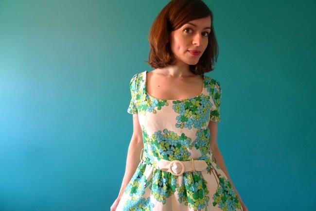 The Hydrangea Dress: Hydrangeas Dresses, Sewing Projects, Sewing Stylish, Fantasy Wardrobes, Mi Piacerebbe, Beautiful Dresses, Sewing Inspiration, Piacerebbe Indossarlo