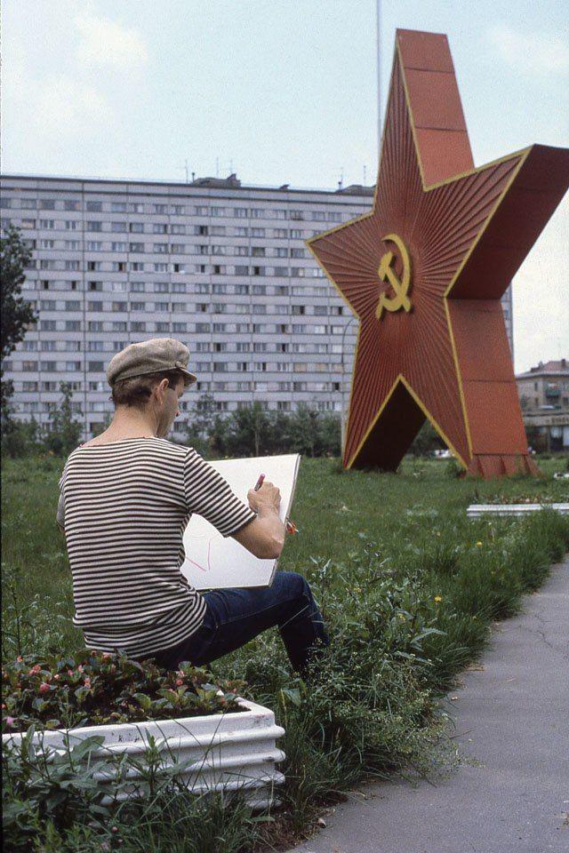 "sovtime: "" vatnik-ivan: "" Moscow, 1979 "" Москва. 1979 год. """