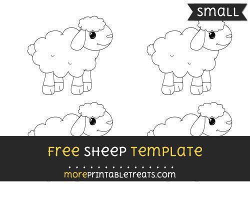 Best 25+ Sheep Template Ideas On Pinterest