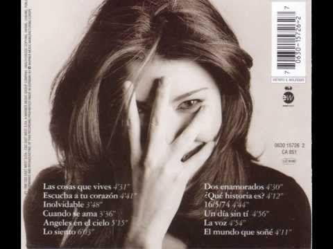 LA AMISTAD Laura Pausini - YouTube