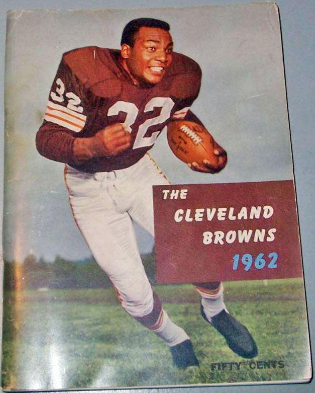 1970 Cleveland Browns | Football Friday — Vintage NFL Team Media Guides and Yearbooks, Part ...