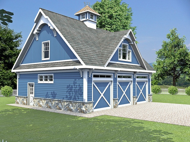 Garage With Cupola Google Search Dream Home