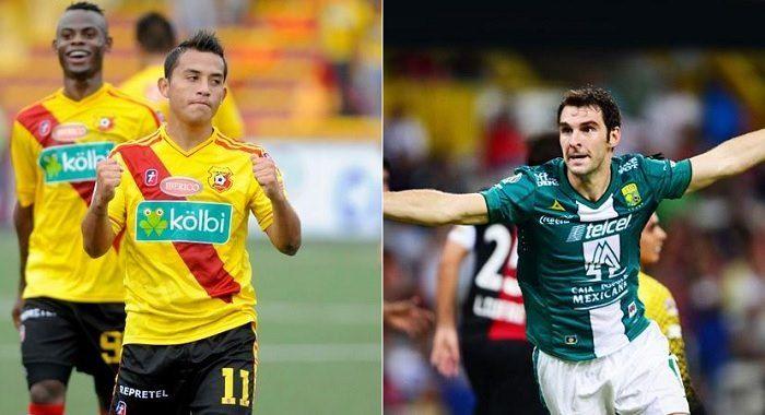 Leon vs Herediano. Mira en vivo: http://www.futbolenvivo.co/leon-vs-herediano/