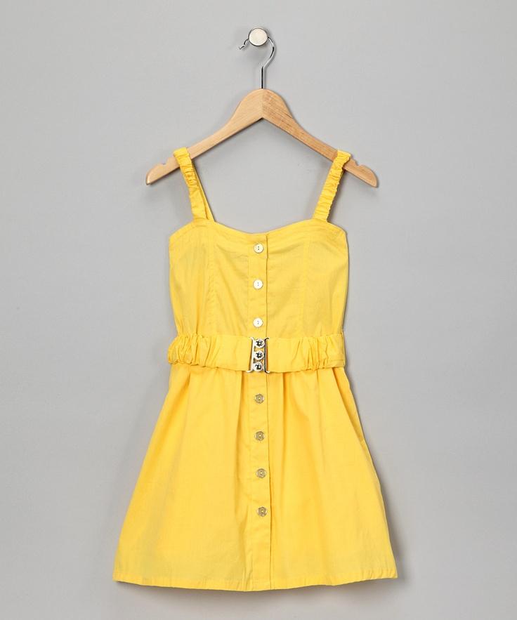 Lemon button up dress kind of love it cute fashion for Lemon button