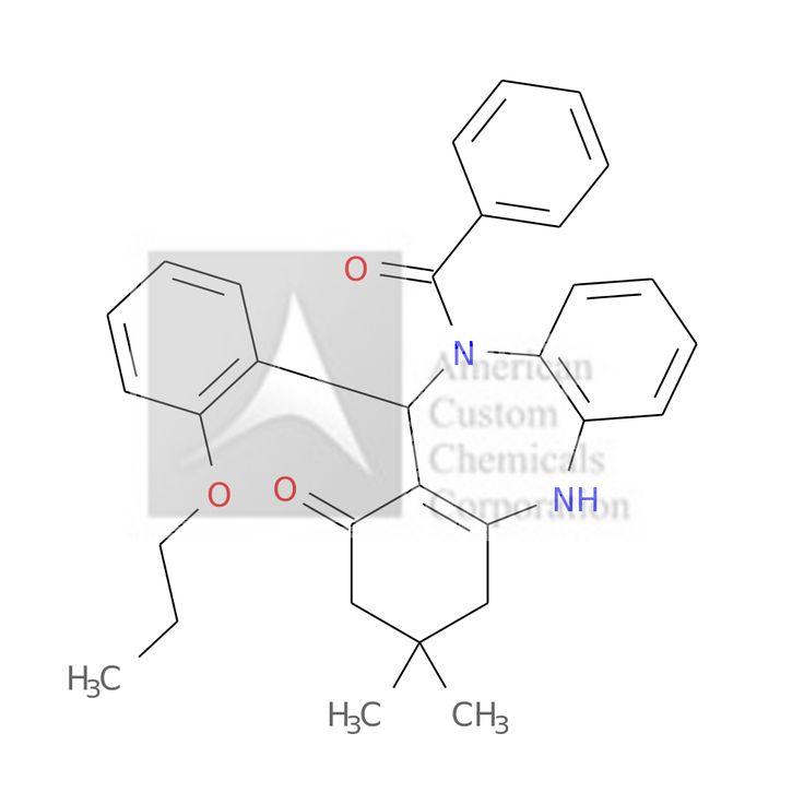 5-BENZOYL-9,9-DIMETHYL-6-(2-PROPOXYPHENYL)-6,8,10,11-TETRAHYDROBENZO[B][1,4]BENZODIAZEPIN-7-ONE is now  available at ACC Corporation