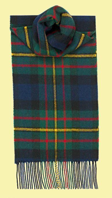 For Everything Genealogy - MacLaren Modern Clan Tartan Lambswool Unisex Fringed Scarf, $45.00 (https://www.foreverythinggenealogy.com.au/maclaren-modern-clan-tartan-lambswool-unisex-fringed-scarf/)