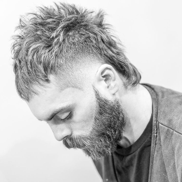 mullet haircut haircuts