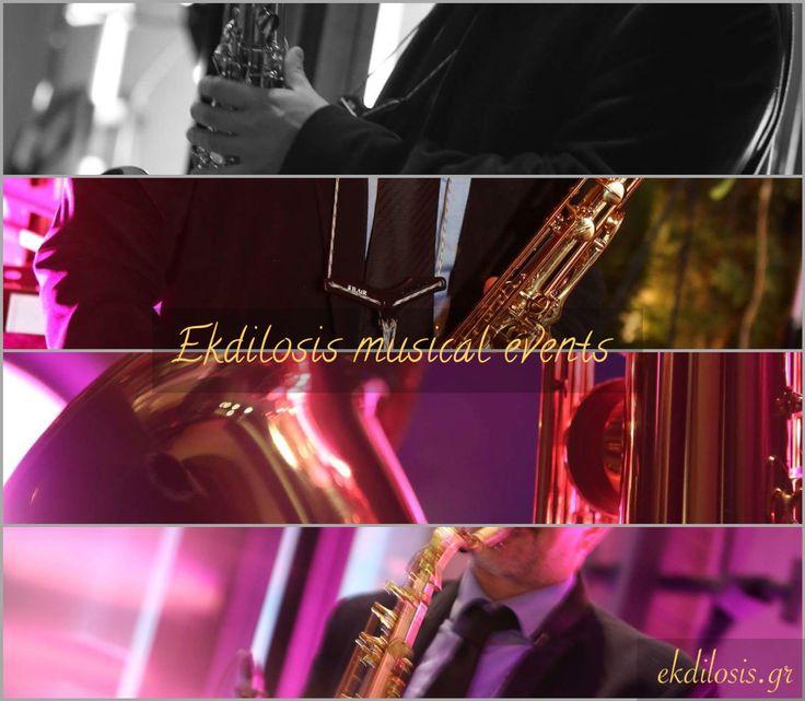 Κάθε εκδήλωση είναι μια μουσική παράσταση με διαφορετικούς αποδέκτες και διαφορετικά μουσικά προγράμματα κατάλληλα για κοινωνικές εκδηλώσεις,εταιρικές αλλά και για πολιτιστικά ή πολιτικά γεγονότα.  Στο τομέα της μουσικής,οι επιλογές είναι πολλές,καλύπτοντας τις ανάγκες κάθε περίστασης,μέσα από μια ευρεία γκάμα μουσικών ειδών,από την κλασική και παραδοσιακή μουσική μέχρι την τζάζ αλλά και σύγχρονες παραστάσεις με εσάς τους ίδιους πρωταγωνιστές όπως στα καραόκε πάρτυ.