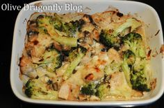 Chicken & Broccoli Bake - Cycle 2 of The Body Coach 90 Day SSS Plan by Joe Wicks