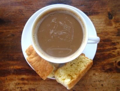 Coffee Rusks - Old Style & Favourite South-African Recipes
