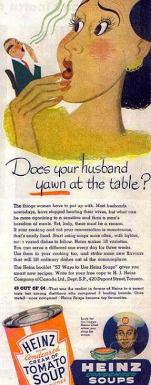 Sexist ads
