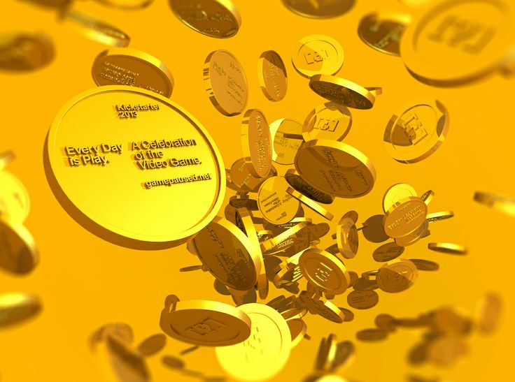 Every Day is Play Commemorative Coin.  gamepaused.net