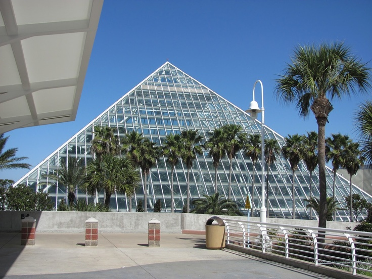 Moody Gardens Aquarium Galveston, Texas Moody gardens