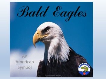 Bald Eagles - Fun Facts About Eagles PowerPoint. Learn about bald eagles! This American Bald Eagle PowerPoint has interesting and fun facts about the life of an eagle. Students will learn about two subspecies of bald eagles, and engaging facts about eagle characteristics, abilities, and behavior.