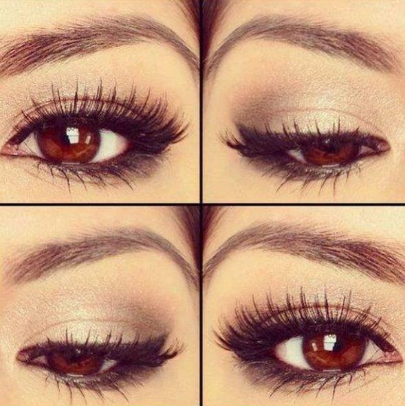 Makeup perfecto para ojos marrones