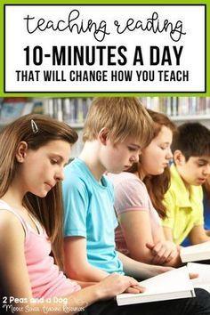 Tapa käyttää 10 min päivässä siihen, että jokainen saa kertoa, mitä lukee ja miten pitkälle on päässyt. Pieni hetki henkilökohtaista aikaa open kanssa.