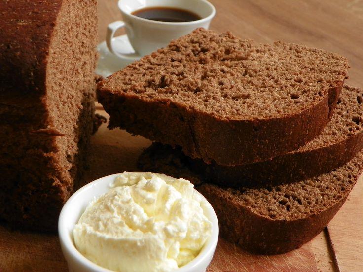 Descobri a receita pra você fazer em casa aquele pão australiano – meio docinho, com gosto de mel – tão famoso e que só de pensar dá água na boca.