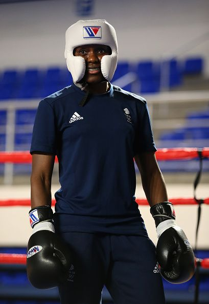 Nicola Adams (boxing) Team GB - Boxing